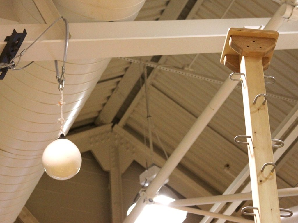 The Pamper Pole:
